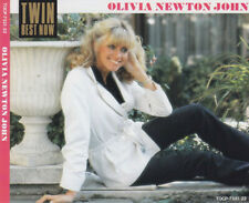 Olivia Newton-John – Twin Best Now (1992) EMI Japan only 2 CD set NEW