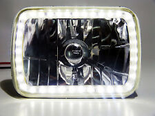 7x6 Halo Latest! LED SMD Headlights H6054 H6014/H6052/ 6054 (Pack of 2)