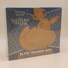 Pokémon Shining Fates Elite Trainer Box Glänzendes Schicksal (Englisch) - Sealed