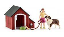 Schleich 42376 - Dog Kennel - NEW!!
