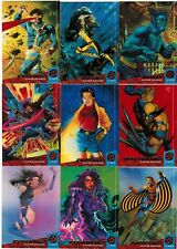 1994 X-MEN FLEER ULTRA SERIES I 1 MARVEL COMPLETE CARD SET #1-150