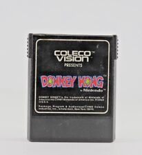 Vintage Coleco Vision Donkey Kong by Nintendo Game Cartridge 1982