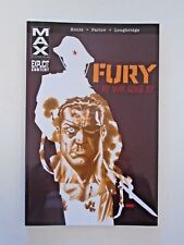 *Fury Max trade paperbacks vols. 1-2. Ennis! 50% off and FREE shipping!