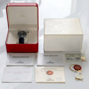 Omega Seamaster Professional Ref.168.1623 Used Chronometer Automatic Mens Watch