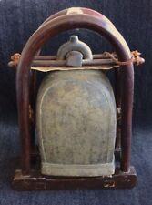 Thai Antique Bronze Elephant Bell