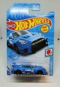 Hot Wheels Mainlines Pick Your Car : Liberty Walk Nissan, Civic Type R + MORE