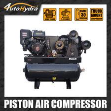 4utohydria Gas Driven Piston Truck Bed 125psi Air Compressor 13hp Trucks Fit