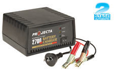 PROJECTA Automatic 6/12V 2700mA 2 Stage Battery Charger P# AC400
