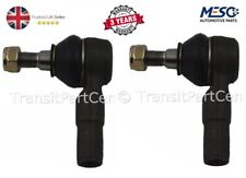 A PAIR OF STEERING GEAR TRACK ROD END FORD TRANSIT MK6 MK7 2000-2014
