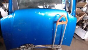 Deckel Vorn Farbe blau LA5X VW Touran Bj 2004