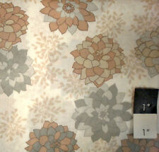 Valori Wells VVW03 Nest Dahlia Earth VOILE Fabric By Yard