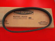 MERCURY (NOS) Drive Belt 74 Merc 440SR Hurricane Mark II MK Vintage Snowmobile