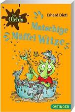 Matschige Müffelwitze / Olchis - Witze Bd. 3 von Erhard Dietl (2014, Kunststoff-