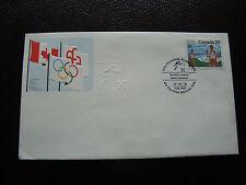CANADA - enveloppe 17/7/1976 (cy28) (Z)