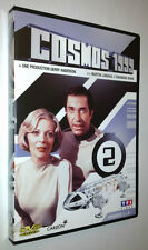 DVD COSMOS 1999 VOLUME 2 EPISODES 5 A 8 - MARTIN LANDAU / BARBARA BAIN... -