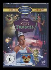 DVD WALT DISNEY - KÜSS DEN FROSCH - SPECIAL COLLECTION ***** NEU *****