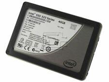 Intel SSDSA2CT040G310 SSDSA2CT040G301 40GB 2.5 3Gbps Laptop 320 Series SATA SSD