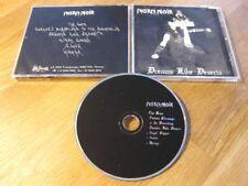 AURA NOIR dreams like desert CD Rare 1st Press 1995 Hot Records HR 002 |Gehennah