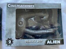 NECA Alien Cinemachines Derelict/Space Jockey Ship (Series 1)