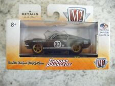M2 MACHINES GROUND POUNDERS R17 1967 SHELBY G.T. 500