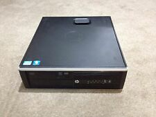 HP8200 Elite SFF Core i7-2600 3.40GHz+4GB RAM+250G HDD