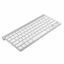 Apple Wireless Bluetooth Anodized Aluminum Keyboard - MC184LL/A