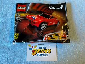 Lego Racers 30193 250 GT Berlinetta Polybag New/Sealed/Retired/Hard to Find
