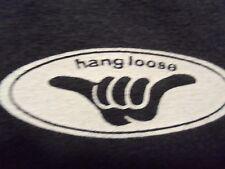 HAWAII HANG LOOSE graphic XL t shirt