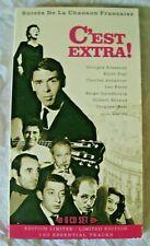 C'est Extra ! Coffret 6 CD Compilations/Chanson/Variété/Gainsbourg/Ferrat/Ferré