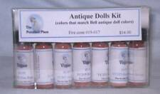 Antique Doll China Paint Kit