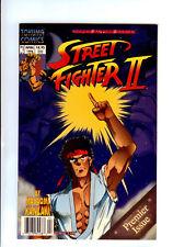 TOKUMA COMICS: STREET FIGHTER II  #1  HIGH GRADE 9.0