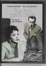 DVD ZONE 2--PLUS FORT QUE LE DIABLE--BOGART/LOLLOBRIGIDA/HUSTON--NEUF