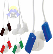 AURICOLARI Universali CUFFIA In-Ear MP3 MP4 Jack 3,5 Auricolare STEREO Palmare