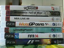 PS3 FIFA 14 - prezzo 4,50€ ciascuno *LEGGETE LA LISTA - NO FOTO*