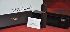 GUERLAIN LUXURY TRAVEL PARFUME ATOMIZER 20ml WITH FUNNEL,  EMPTY, New in Box