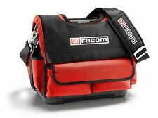 Facom TOOLS New Bright Red Work Tote Bag Storage ToolBag Like a Toolbox