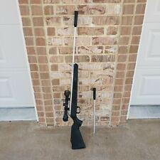Beeman Silver Kodiak X2 Dual Caliber Air Rifle, Scope + Bonus Mossy Oak Case