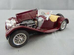 Burago 1:18 Modellauto Jaguar SS 100 1937 gebraucht