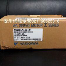 1PCS New Yaskawa Servo Motor SGMAH-08AAA41