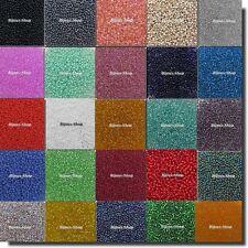 1 kg Perlen aus rocaille Tschechisch Marke Ornella mehrere Farben Zufällige
