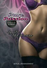 PURE PASSION Exclusively for Women Sex Enhancement Pill
