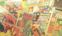 Joblot Bundle of 10 Mixed Comics - Marvel DC Comics Image Indie F-NM
