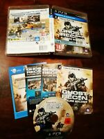 Tom Clancy'S Ghost Recon Future Soldier Signature Edition Ps3 Perfetta Completa