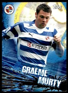 Topps Premier Gold 07 (2006) Murty Reading No. 108