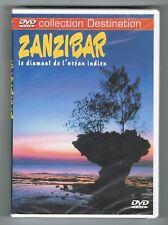 ZANZIBAR - LE DIAMANT DE L'OCÉAN INDIEN - COLLECTION DESTINATION - DVD - NEUF