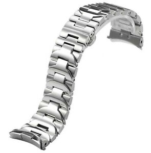 24mm Stainless Watch Band 316L Stainless Steel Bracelet 44mm For Panerai Parnis
