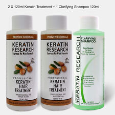 Keratin Research Hair Relaxers & Straightening Products for