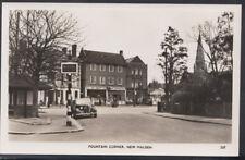 Surrey Postcard - Fountain Corner, New Malden   RT3