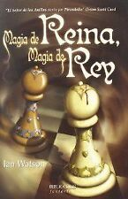 MAGIA DE REINA MAGIA DE REY. NUEVO. Envío URGENTE. NARRATIVA (IMOSVER)