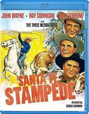 Santa FE Stampede 0887090061209 Blu-ray Region a